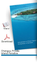 Download Changuu Private Island Paradise Brochure