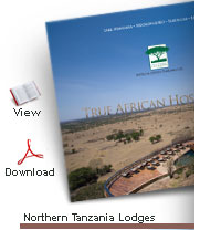 Download Northern Tanzania Lodges Brochure