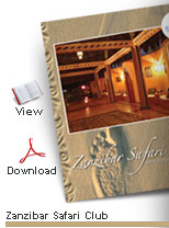 Download Zanzibar Safari Club Brochure